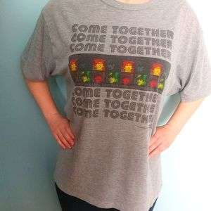 The Beatles - Come Together Tshirt